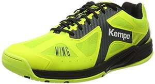 ( Amazon ) Gr.50 Kempa Unisex-Erwachsene Wing Lite Caution Handballschuhe