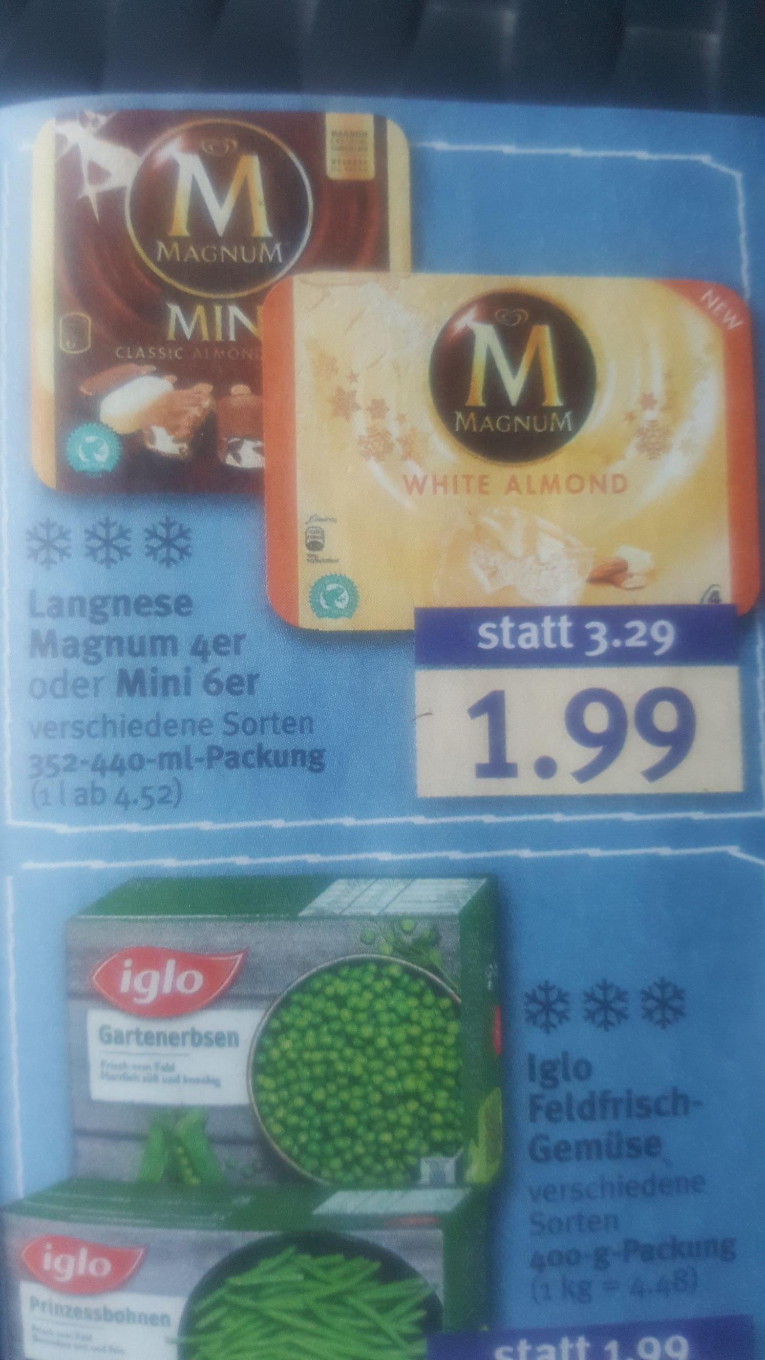 ( combi ) Magnum 4er oder Magnum Mini 6er