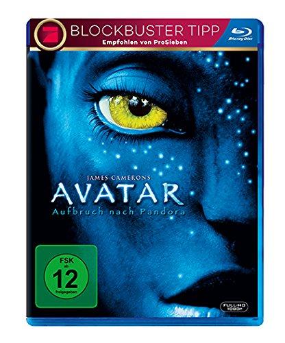 Avatar - Aufbruch nach Pandora (Blu-ray) für 4,60€ & Birdman oder (die unverhoffte Macht der Ahnungslosigkeit) (Blu-ray) für 4,64€ (Dodax)
