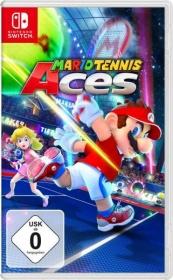 Mario Tennis Aces [Switch] bei Rakuten mit 15 EUR Rabatt ab 40 EUR bei Zahlung mit Masterpass