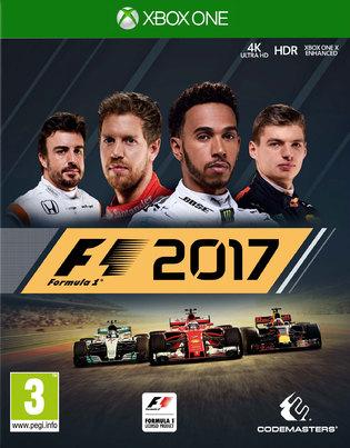 F1 2017 (Xbox One & PS4) für je 21,55€ (ShopTo)