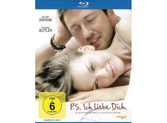 P.S. Ich liebe dich [Blu-Ray] für 4,15€ inkl. Versand [Dodax]