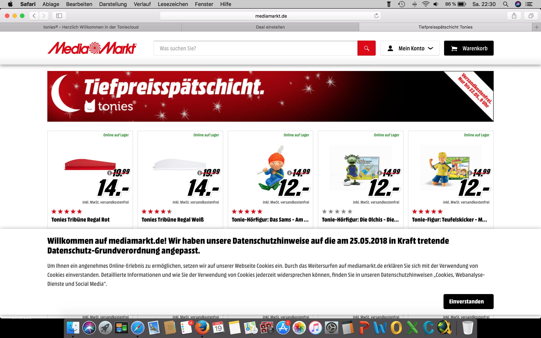 Tonies im Angebot  Kreativ und Hörspiel.  Online