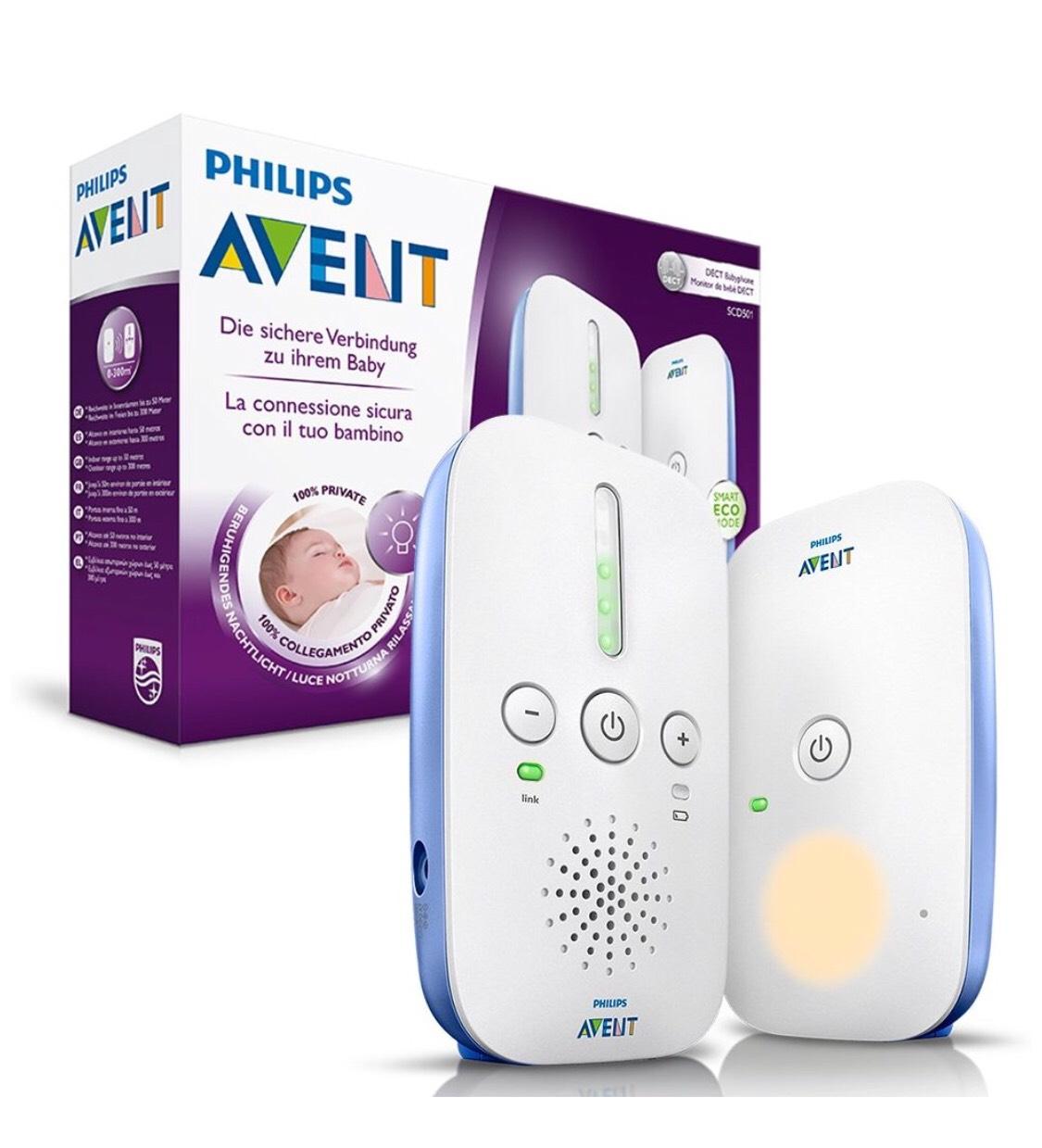Philips Avent SCD501 Babyphone