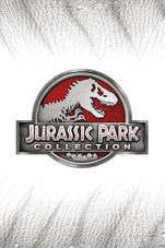 iTunes: Jurassic Park Collection (4k-HDR)