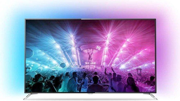 Philips 75PUS7101 75''-UHD-TV mit HDR10, 100Hz nativ und Ambilight für 1899,99€ [Amazon]