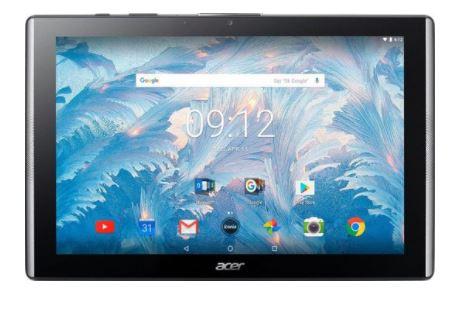 Acer Iconia One 10 Tablet - gerade frisch ausgebuddelt