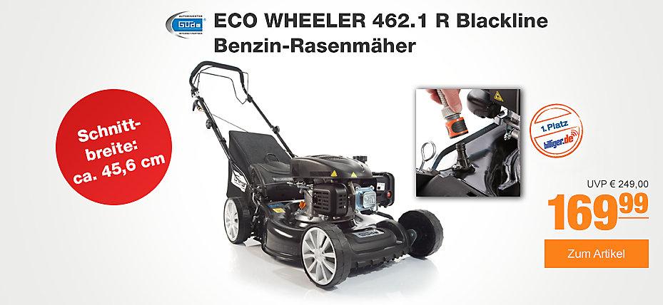 Plus.de - Güde 462.1 R Eco Wheeler Benzinrasenmäher (-10EUR Newsletter)