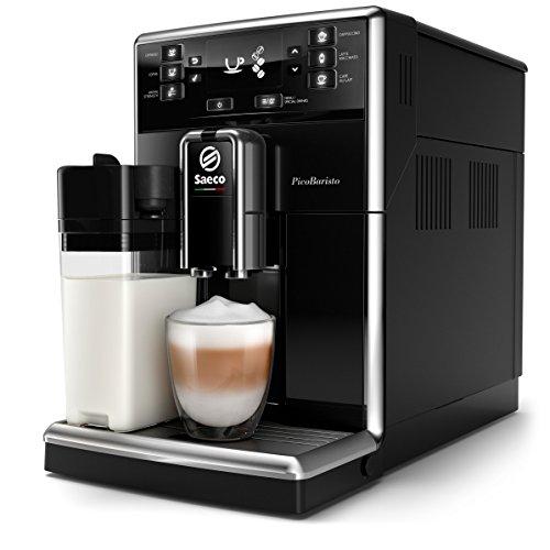 [Amazon] Saeco PicoBaristo SM5460/10 Kaffeevollautomat (integriertes Milchsystem) in schwarz für 499 € statt 699 €