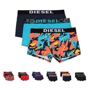 Diesel Herren Boxershorts 3er Pack @ebay