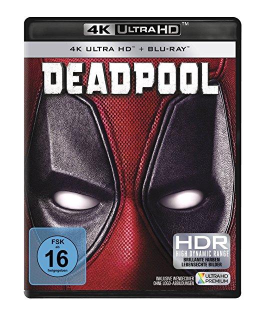 (Amazon Prime) diverse Marvel 4K UHD für je 17,97 EUR / z.B. Deadpool, Logan, X-Men