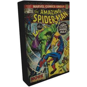 Marvel Comics Luminart Canvas Bild für 10,99€