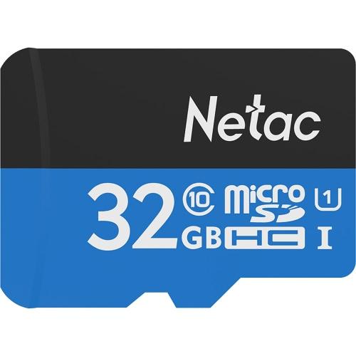 Netac P500 Micro SDHC 32GB (80MB/s, Klasse 10)