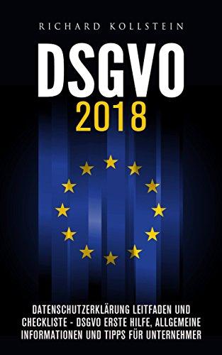 gratis EBook - DSGVO 2018 [Kindle]