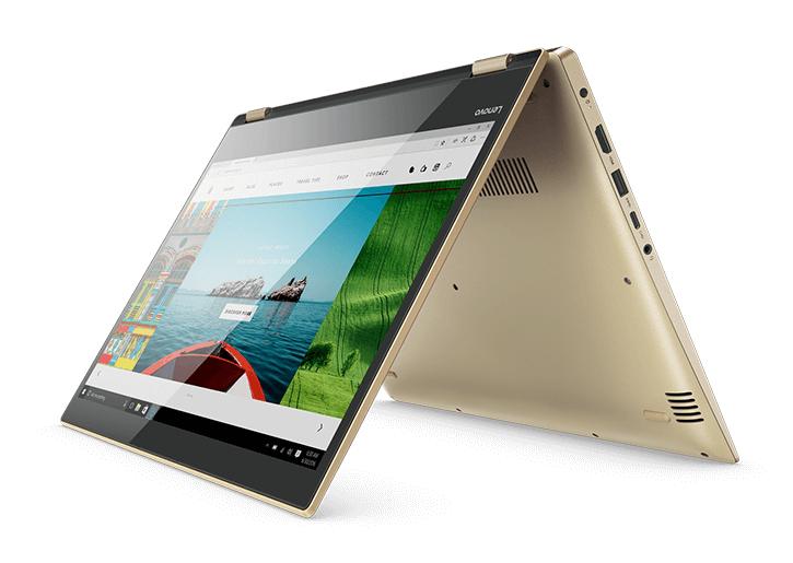 """Lenovo Yoga 520-14IKBR (81C8007UGE) 14"""" Full HD IPS, Core i5-8250U, 8GB DDR4, 512GB PCIe SSD, Win10"""
