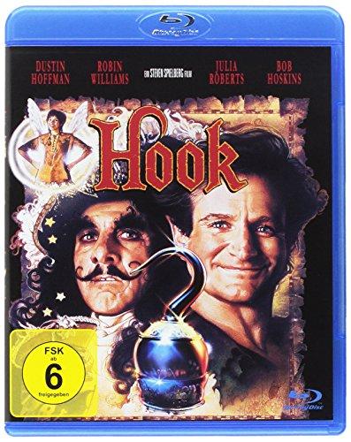 """[Amazon Prime] """"Hook"""" Blu ray"""