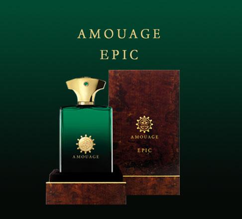 Amouage Epic Man 100 ml für 126,70 € inkl. Versand
