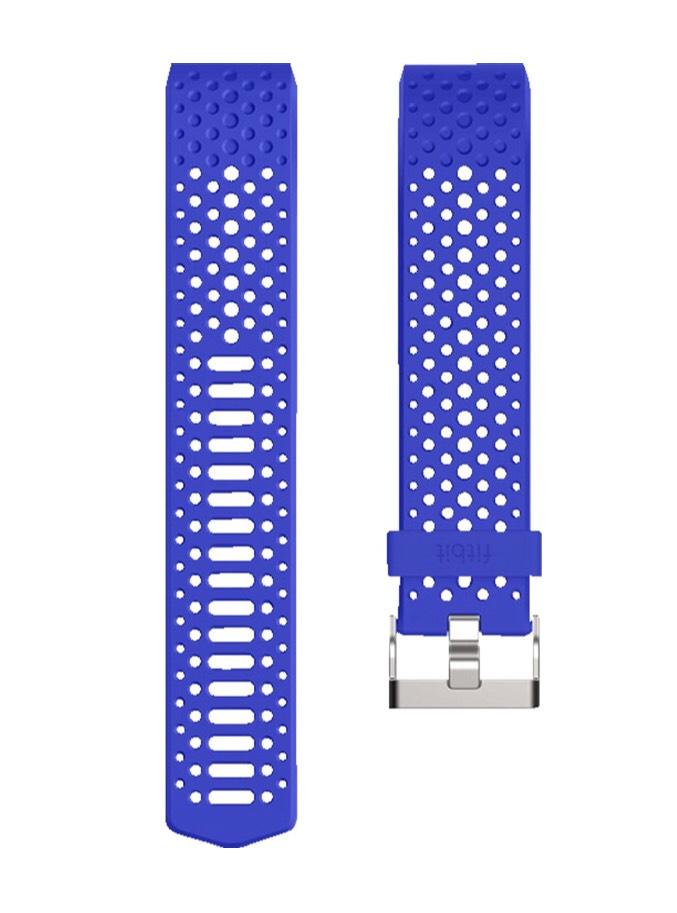 [Media Markt] Fitbit Charge 2 Sport Wechselarmband Cobalt