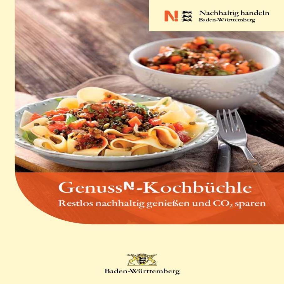 GenussN!-Kochbüchle [PDF-Direktdownload]
