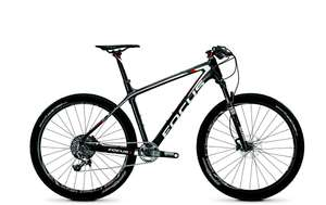 Mountainbike Focus RAVEN 27R 1.0 TEAM Carbon (Red/White) 2015