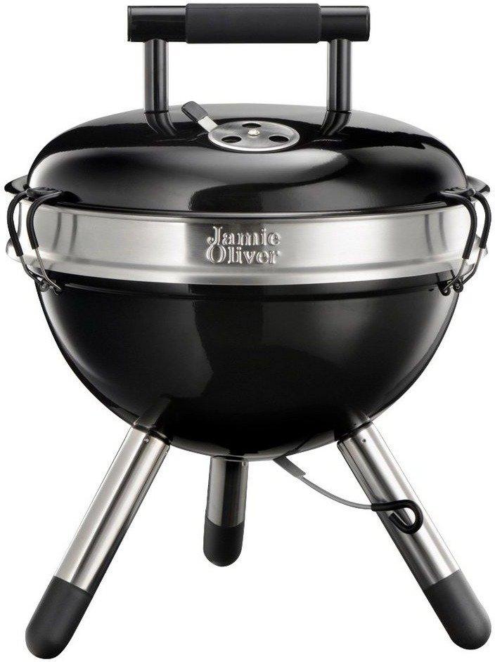 (Rewe Online Shop) Jamie Oliver Grill Park BBQ black für 39,99 EUR