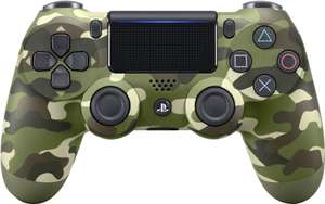 Sony PlayStation 4 DualShock 4 Wireless Controller V2 (Camouflage) für 45,60€ (ShopTo)