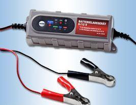 batterieladegerät mit erhaltungsladung bei norma 6 und 12 V