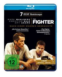 The Fighter (Blu-ray) für 3,89€ (Amazon Prime & Dodax)