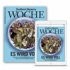 Frankfurter Allgemeine Woche - 6 Wochen gratis, Bezug endet automatisch