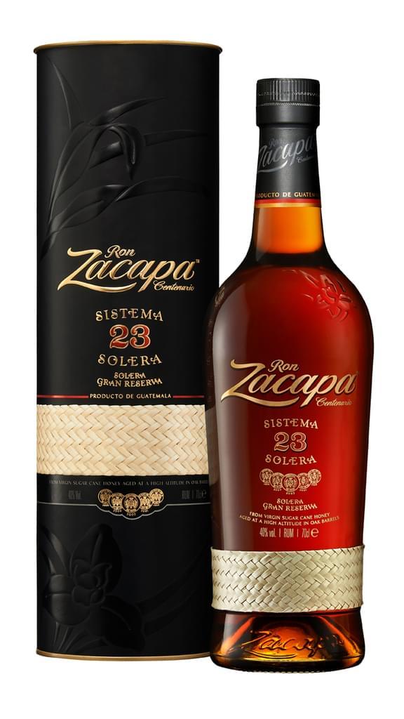 Ron Zacapa 23 Solera Gran Reserva Rum versandkostenfrei mit Newsletteranmeldung [real.de]
