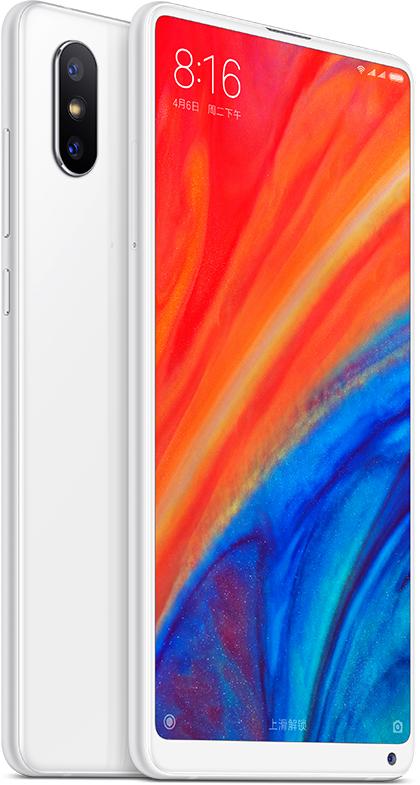 Xiaomi Mi Mix 2s 256GB in weiß mit Gutschein für 612€