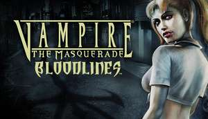 Vampire: The Masquerade - Bloodlines für 4,99€ [Humble Store] [Steam]