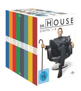 [Amazon] Dr House - Die komplette Serie (Blu-ray)