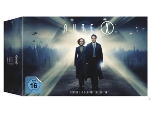 Akte X Staffel 1-9 Box (Blu-ray) für 67,97€ (Amazon)