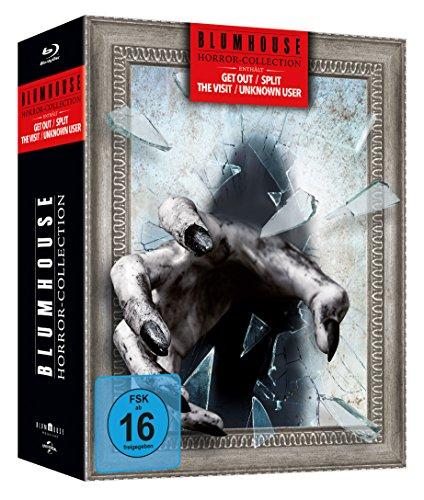 Blumhouse Horror-Collection - Limitierte Auflage mit Lenticular-Schuber (Blu-ray) für 14,97€ (Amazon Prime)