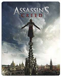 Amazon.de - 15% für Blu-Rays - Assassin's Creed Steelbook Edition