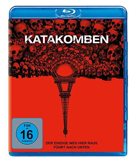 Katakomben [Blu-ray] für 5,54€ [dodax + Amazon] (300ster Deal - Gewinnspiel)