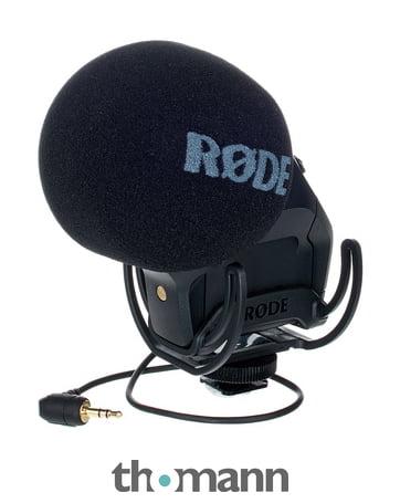 Rode Stereo Video Mic Pro Rycote für 156€