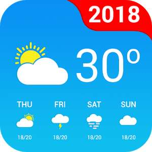 [Google Playstore] Hourly Weather Pro