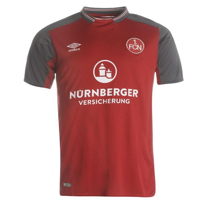 1. FC Nürnberg Trikot 17/18