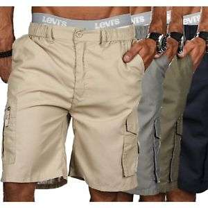 Stylische Herren Sommer Cargo Short