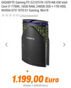 Kompakter Gaming PC