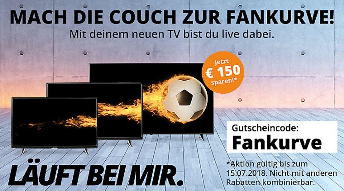 [Medion] Die neuen UHD TV s mit HDR 150€ günstiger