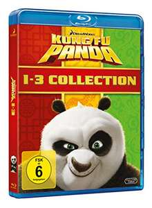 (Amaon Prime) Kung Fu Panda 1-3 Collection Blu-Ray für 14,97 EUR