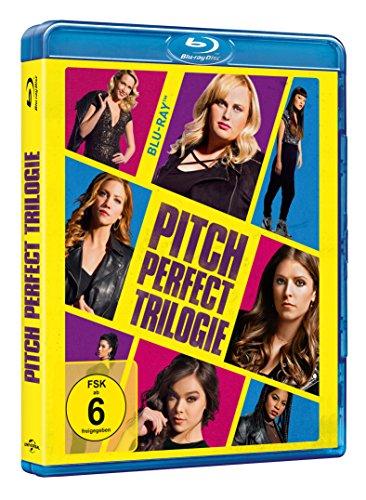 (Amazon Prime) Pitch Perfect Trilogie - Blu-Ray für 19,97 EUR