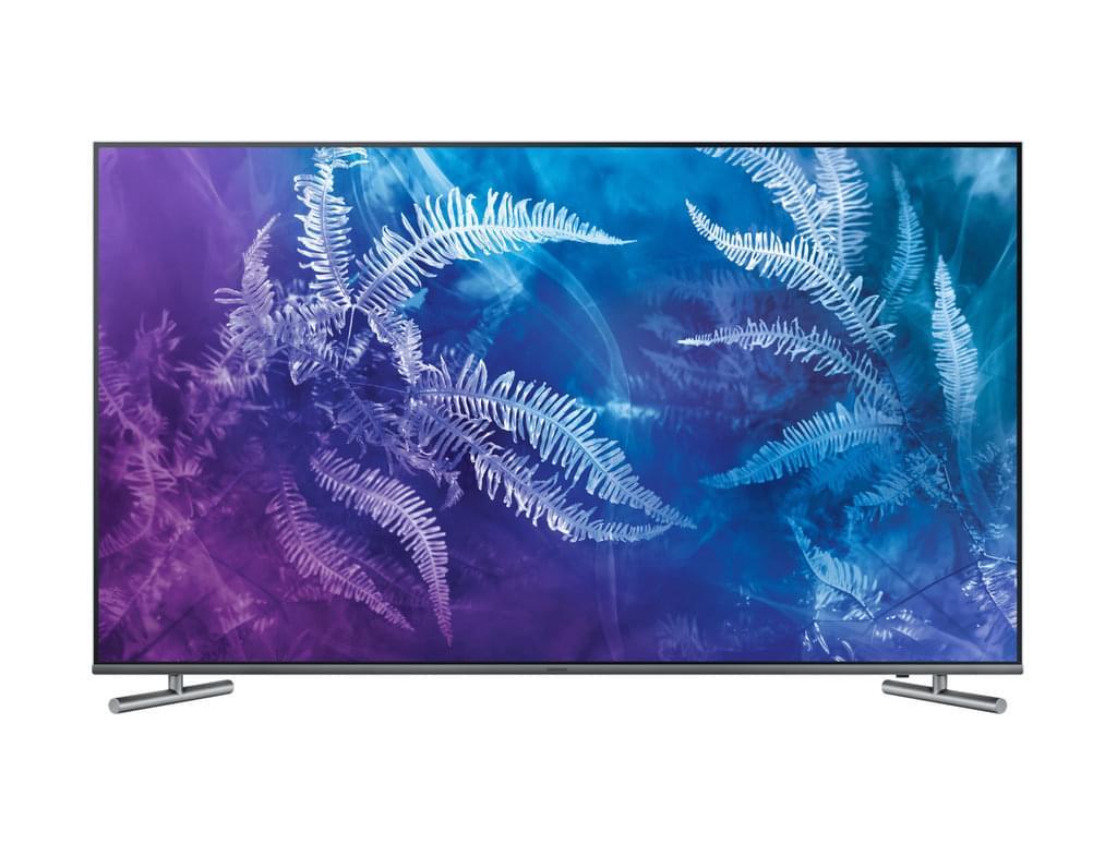 Samsung QLED UHD TV 138cm (55 Zoll) QE55Q6F, HDR B-Ware [Mit PayBack 10 Fach Coupon für 949€]