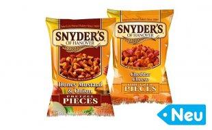 [Netto MD] Snyder's Pretzel Pieces - ab 22.05. - 2 Sorten