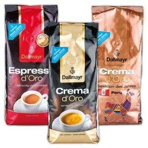 [Norma Offline] Dallmayr Crema und Espresso d'Oro
