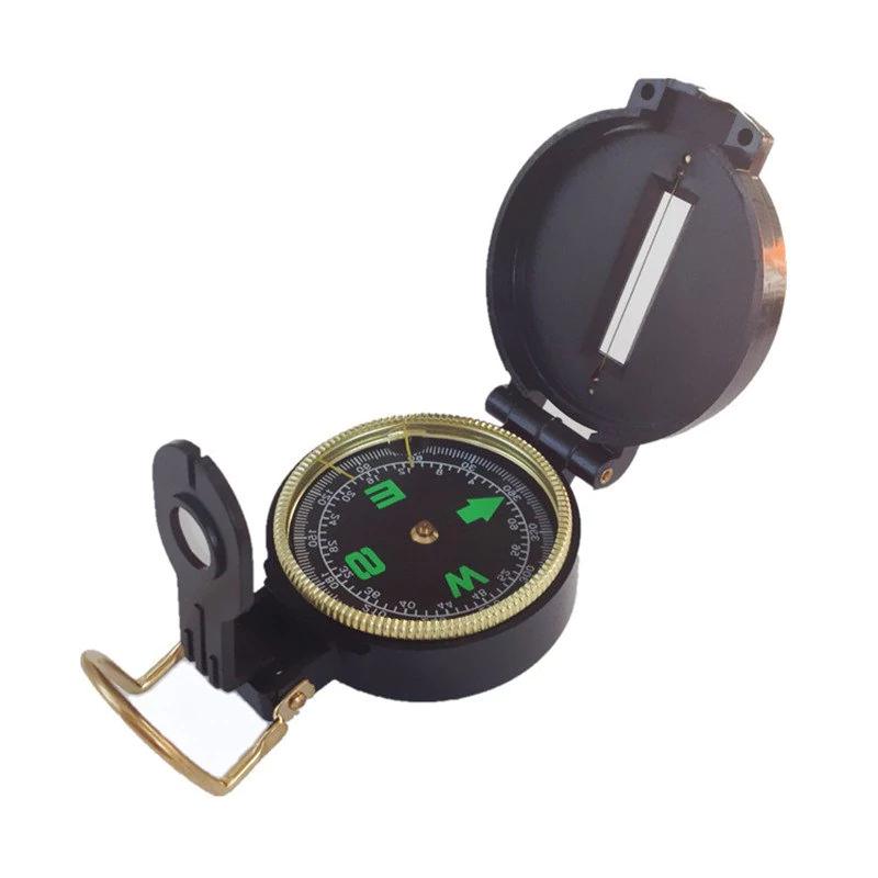 [Rosegal] Kompass mit integrierter Visiereinrichtung zum Anpeilen