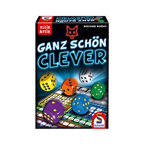 Ganz schön clever Brettspiel Gesellschaftsspiel Würfelspiel Nominiert zum Kennerspiel des Jahres